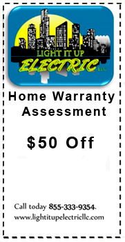 New Jersey Electrician Specials