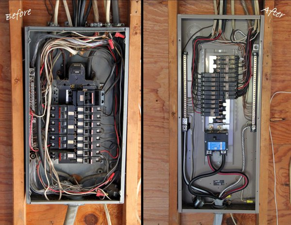Panel Upgrades New Jersey Electrical Panels Philadelphia