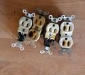 Burned outlets