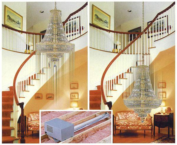 Electrical repairs and installations new jersey electrical wiring chandelier and light lift kits mozeypictures Gallery